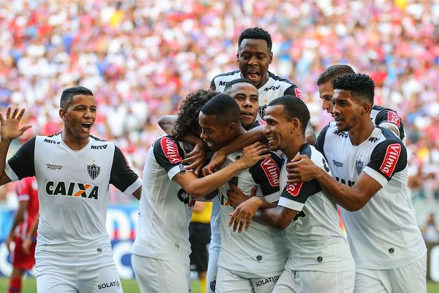 Bahia x Atlético 12.11.2017 - Campeonato Brasileiro 2017