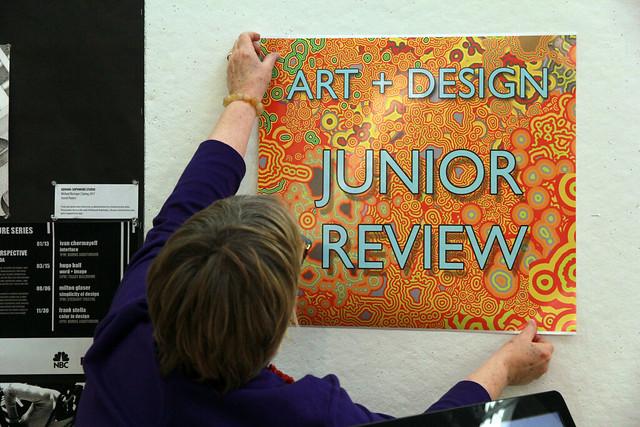2017 Art + Design Junior Review
