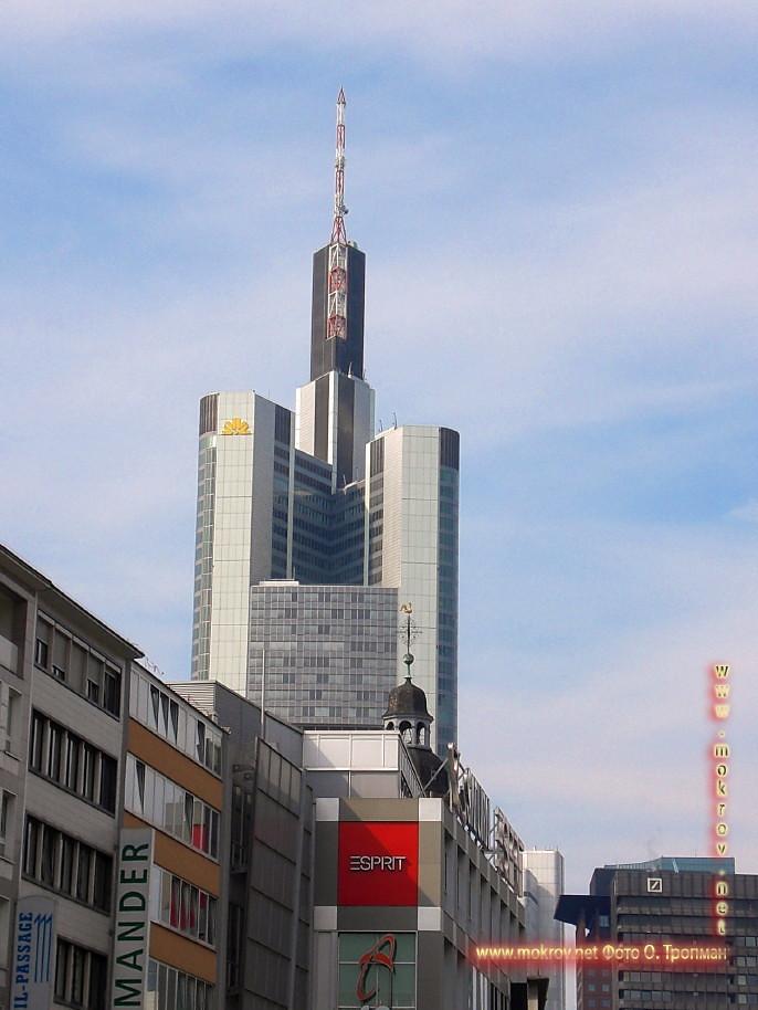 Города Франкфурт на Майне фотопейзажи