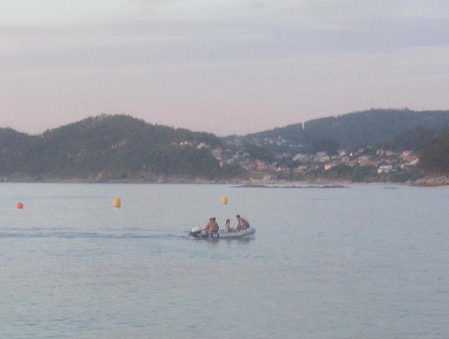 Barca del 15 de agosto