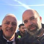 Il responsabile del Settore Giovanile #VittorioScafati e il mister dell'#AvezzanoCalcio #FedericoGiampaolo da #PapaFrancesco. #Roma #udienza #Vaticano #Avezzano #Calcio #Marsica #Abruzzo - https://www.flickr.com/people/151908067@N08/