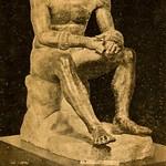 1909 Foto Anderson 036, Pugilatore in riposo, bronzo III sec. a.C. - https://www.flickr.com/people/35155107@N08/