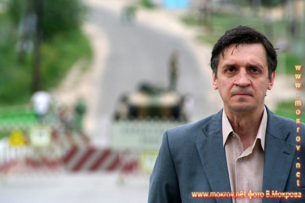 Актер Александр Баринов
