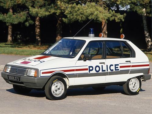 Visa II Super E police