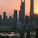 Shanghai Skyline at Dawn