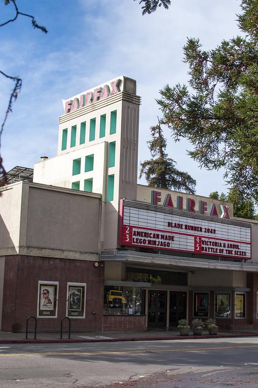 Fairfax cinéma