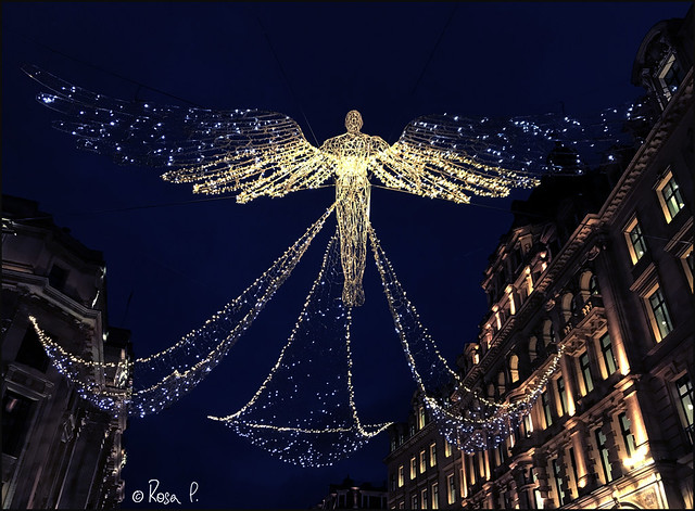 UK - Xmas Regent Street