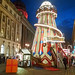 Small photo of Nottingham after dark