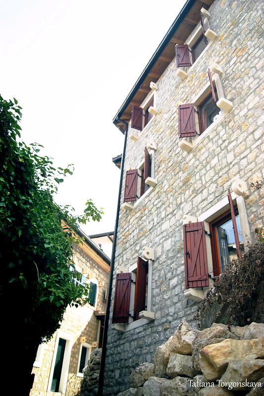 Здание в историческом квартале