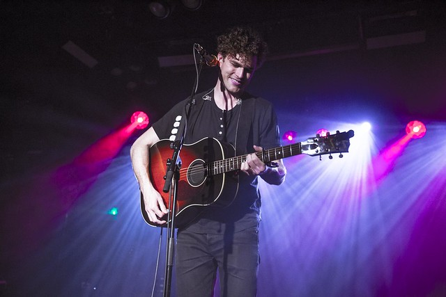Vance Joy - London Omeara - 30/10/2017