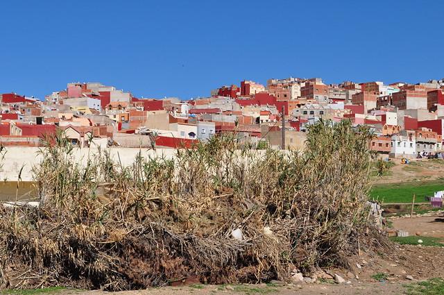 Azrou, province d'Ifrane, région de Fès-Meknès, Maroc.