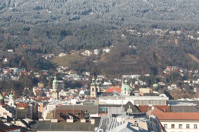 Stadtansicht Zentrum