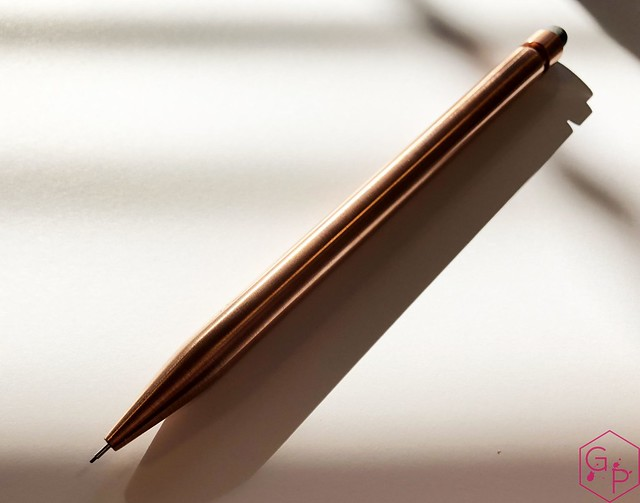 Review @ModernFuel Minimal Mechanical Pencil 2.0 3