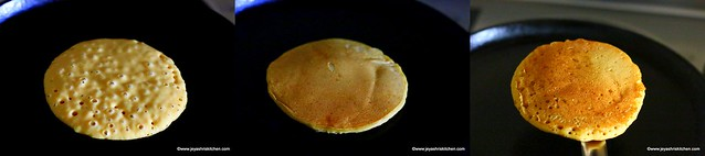 custard powder pancake 3