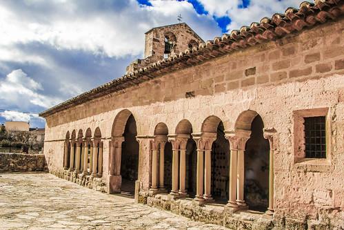 Pórtico Iglesia de Nuestra Señora de la Asunción