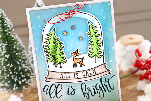 all is bright (Avery Elle Winter Release Blog Hop)