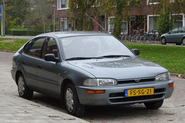Corolla (E100) - Toyota