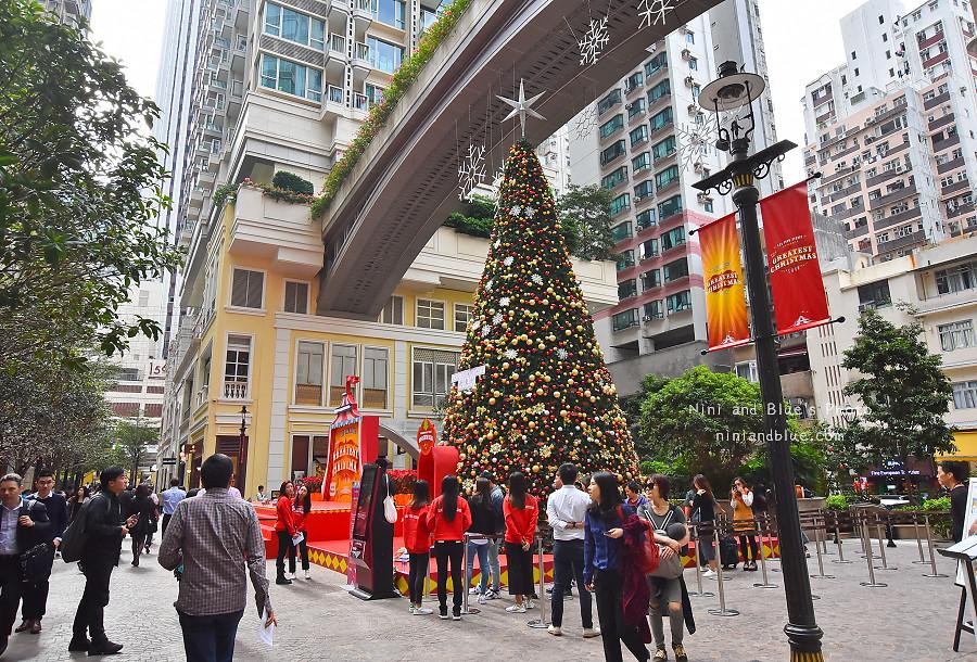 2017香港耶誕節造景02