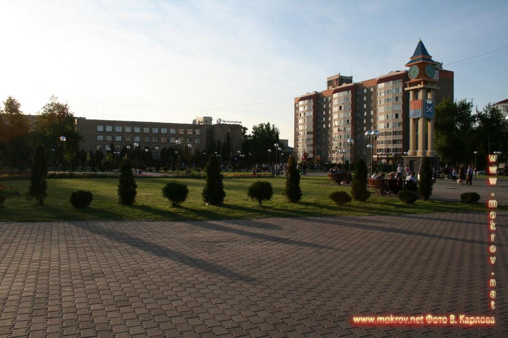 Город Подольск Фотографии Владимира Мокрова