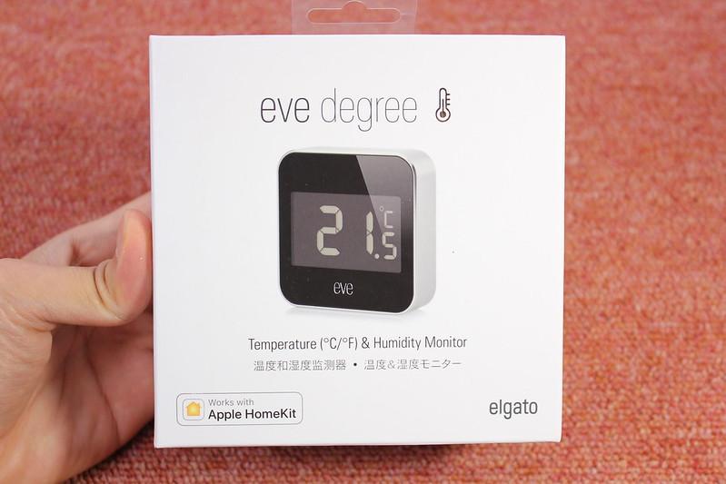 elgato Eve Degree 温度&湿度モニター 開封レビュー (5)