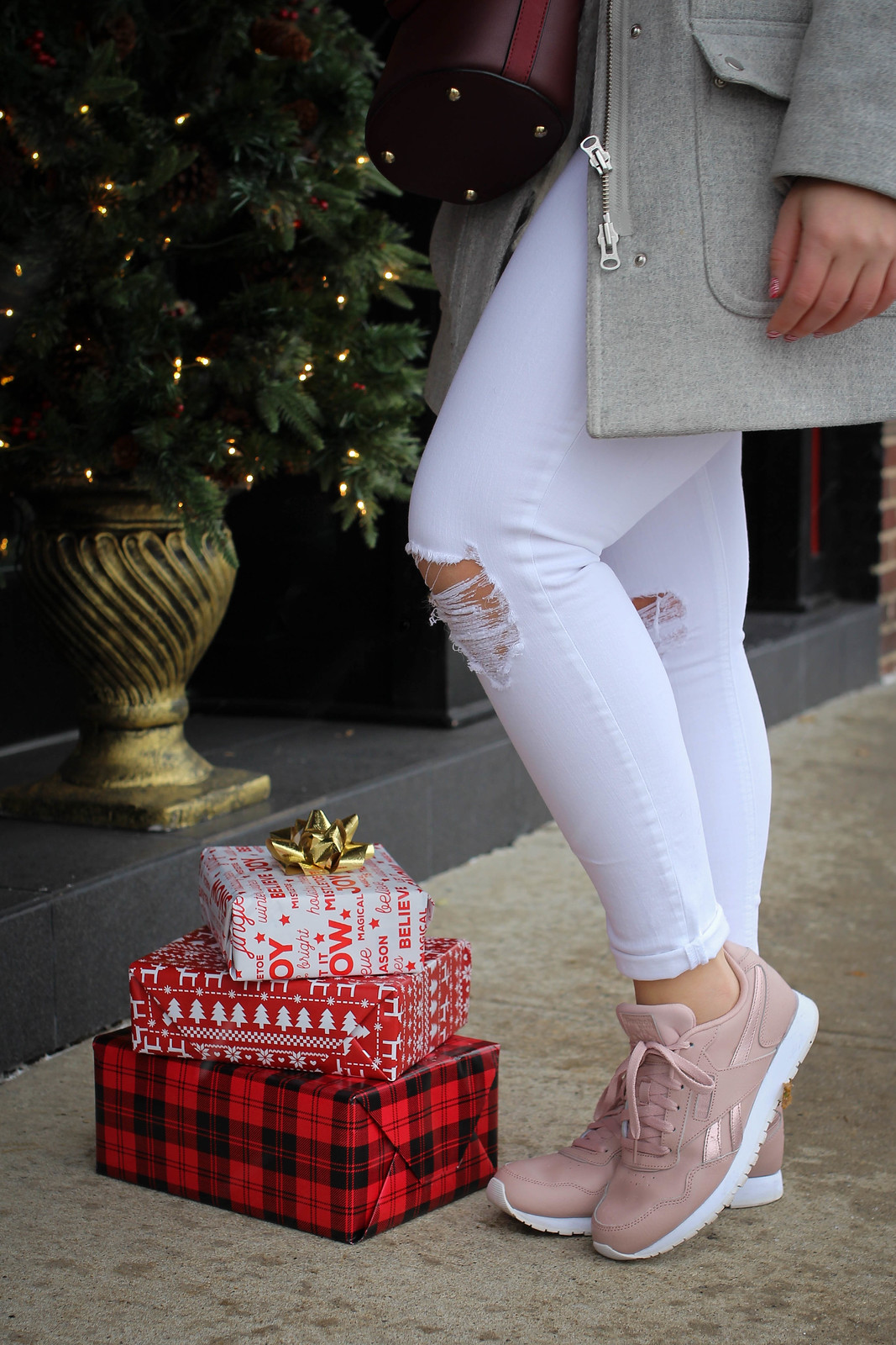 a18b739d66d2f Bundled Up in a Holiday Athleisure Look with Reebok - Living After ...