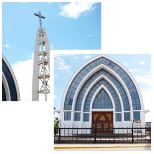 Catedral de Pucallpa (Ucayali - Perú)