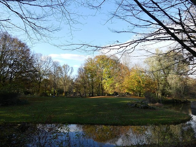 Herbst in Hellabrunn