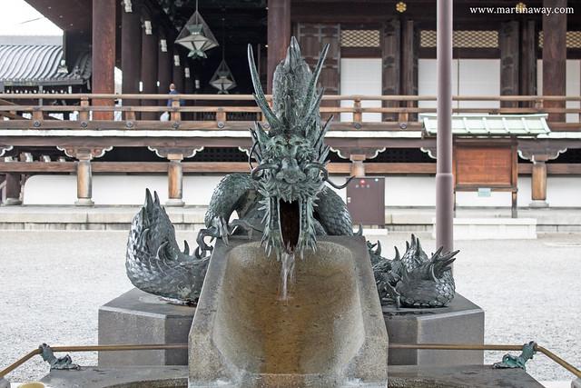 Higashi Hongan-ji, Kyoto