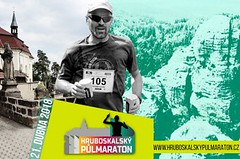 Pořadatelé Prague Park Race chystají půlmaraton v Českém ráji