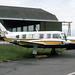 Piper PA31-350 Navajo Chieftain G-MDRB Norwich 10-6-78