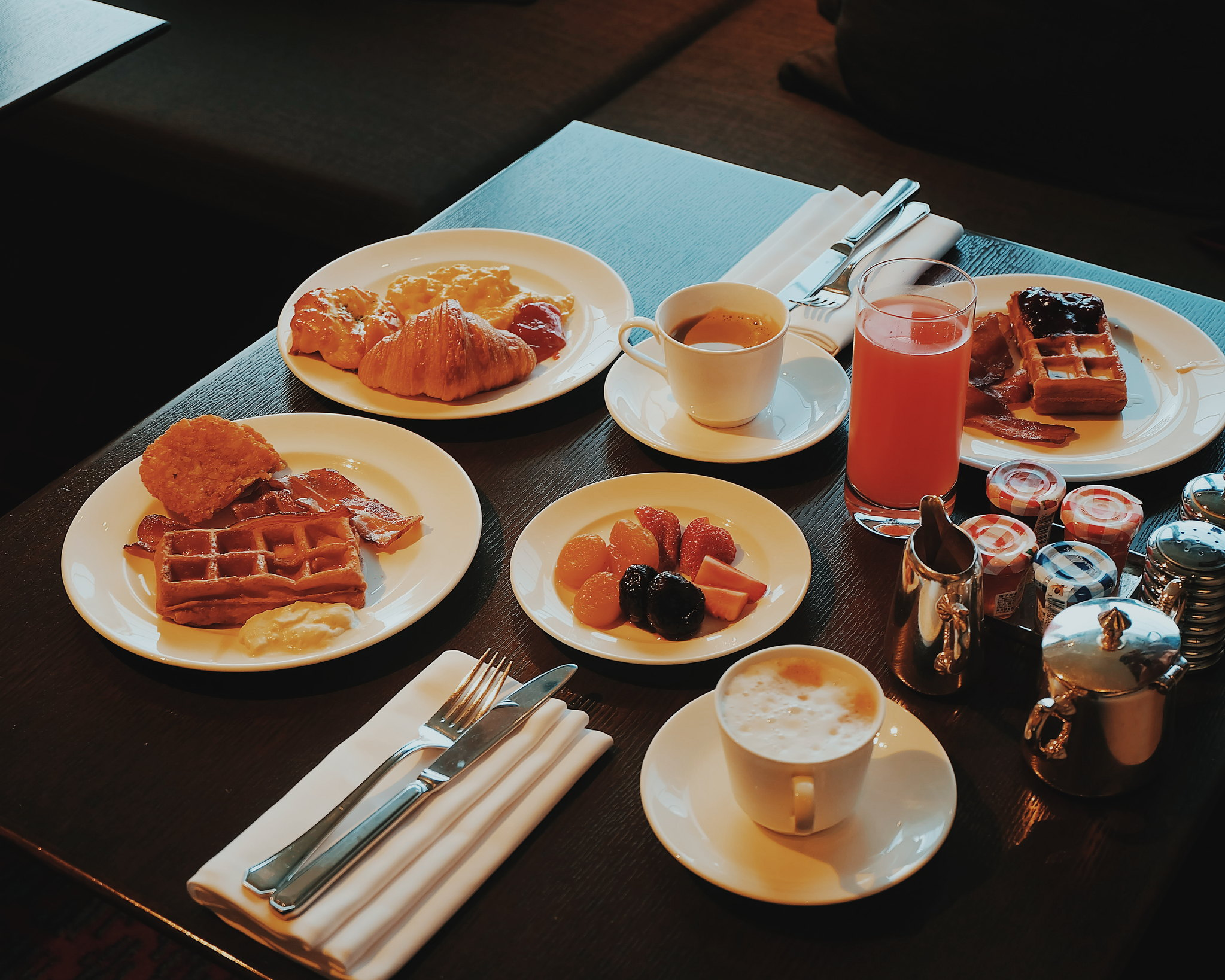 Grand Hyatt Taipei Breakfast