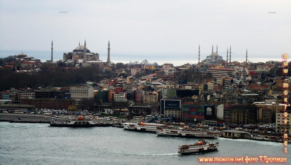 Исторический центр Город Стамбул — Турция картинки