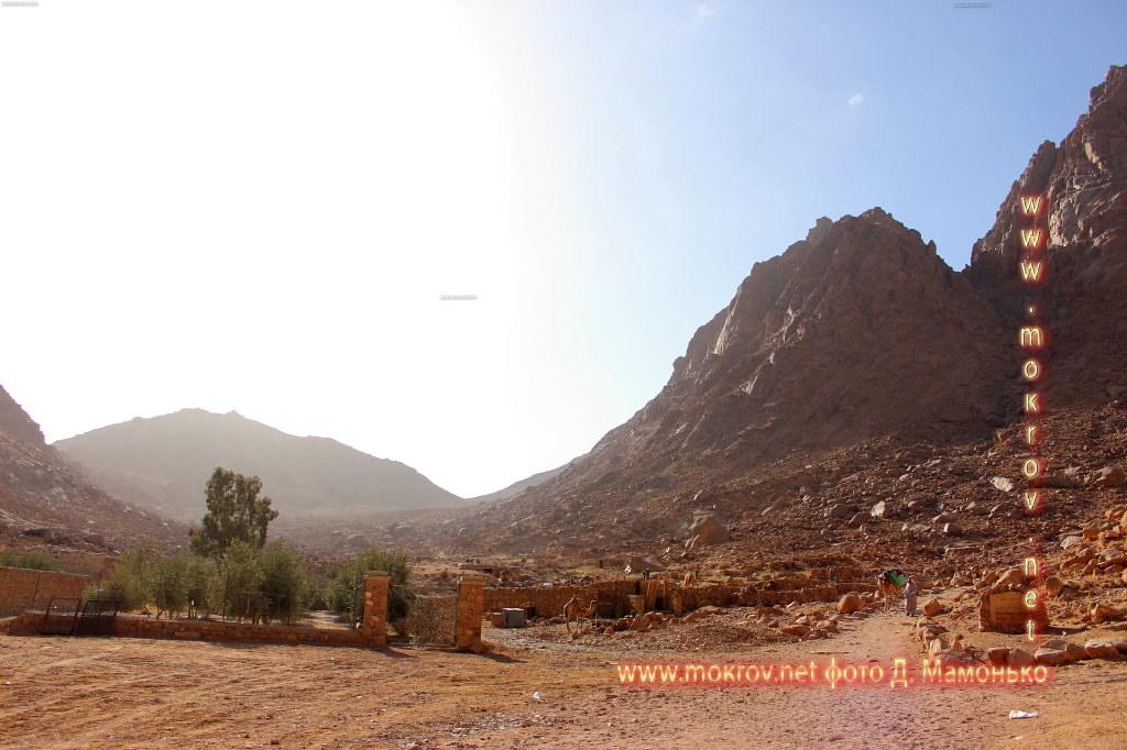 Синайские горы в этом альбоме фотоработы