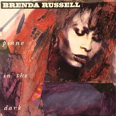 BRENDA RUSSELL:PIANO IN THE DARK(JACKET A)