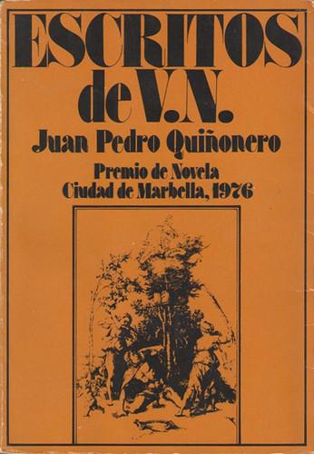 17k23 Portada primera edición Escritos de VN Uti 385