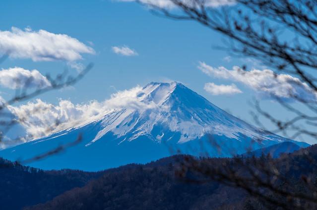 富士山@酉谷山