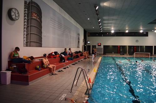 WSG Sterkrade Oberhausen Masters 10:19 SG Wasserball Essen