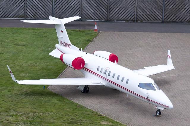 D-CDOC Learjet 45