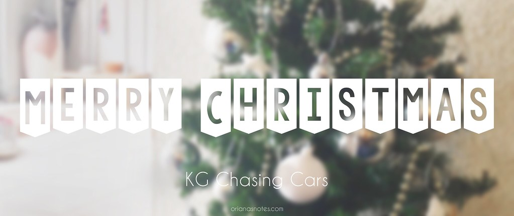 KG Chasing Cars