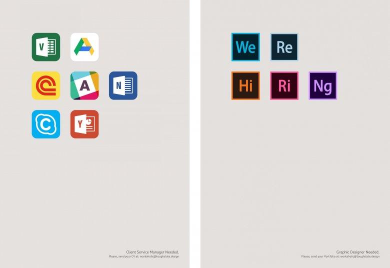 8 Poster quảng cáo độc đáo