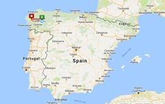 Overview of Sarria-Santiago