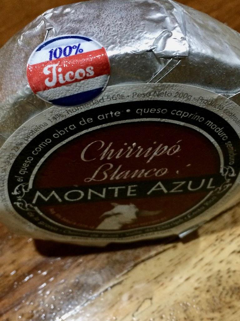 Monte Azul Chirripo Blanco cheese 1