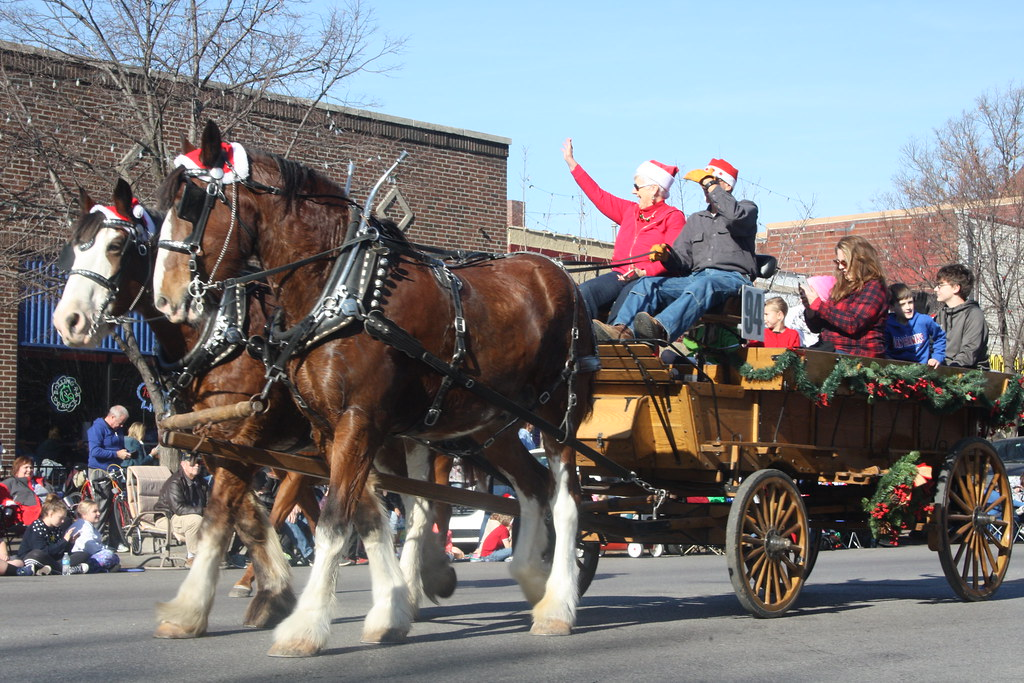 Lawrence Christmas Parade 3