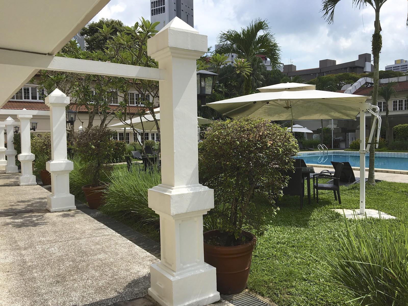 Goodwood Park Hotel   Five Star & High Five Afternoon Tea
