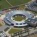 Fantastic design for a school! The University of Cambridge Primary School - aerial view