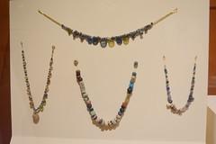 St Petersburg, FL - Museum of Fine Arts - Necklaces, Roman, 1st-5th c