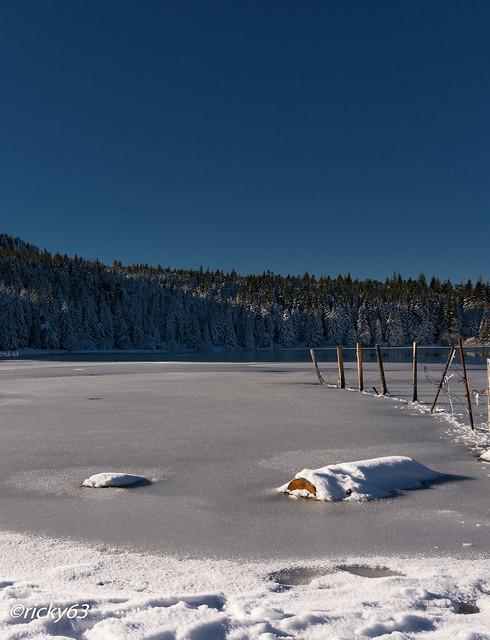 Lac de Servières.