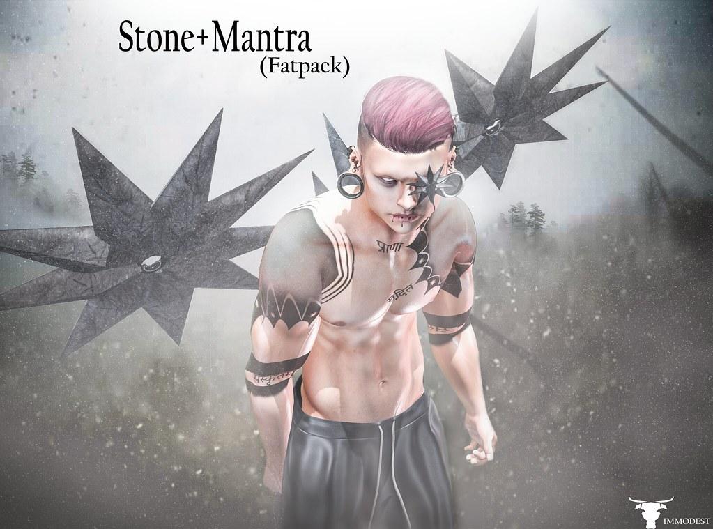 Stone+Mantra Fatpack - TeleportHub.com Live!