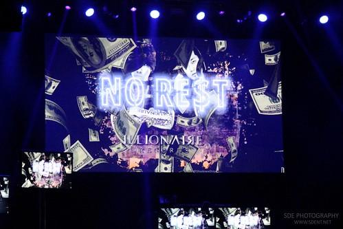 1illionaire No Rest Tour