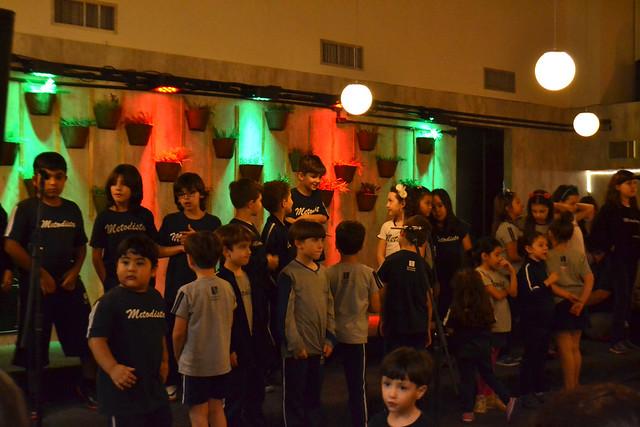 Cantata de Natal no Shopping ABC - Educação Infantil ao 5º ano - 2017